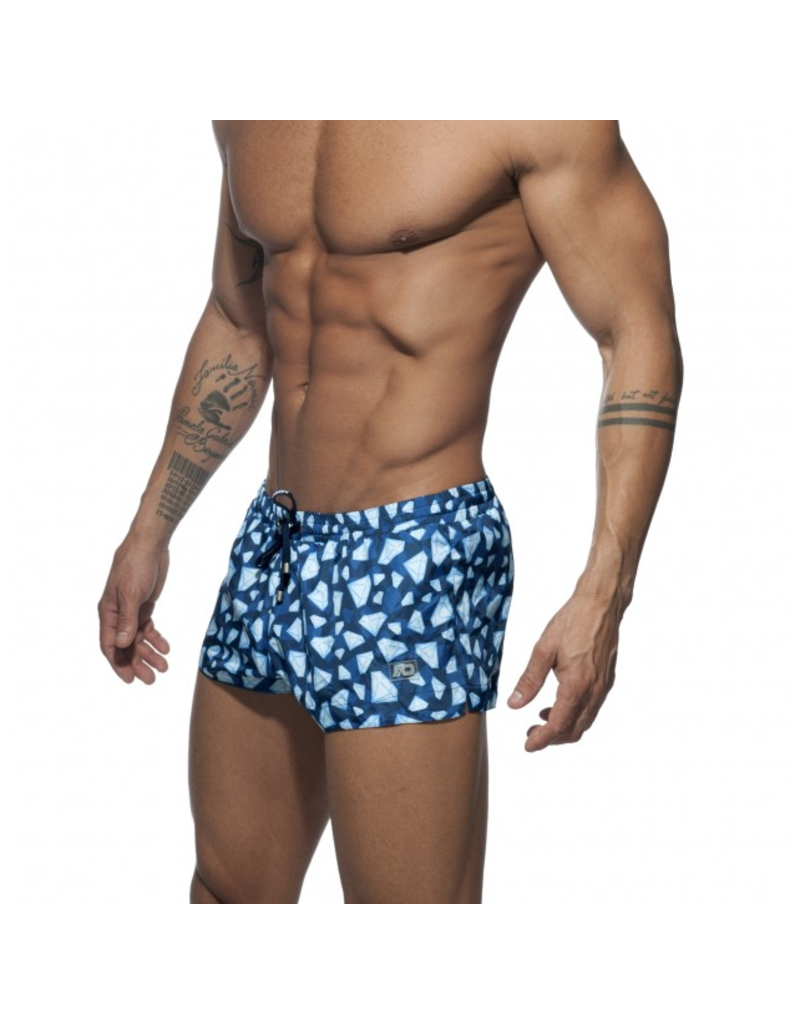ADDICTED / ES COLLECTION AD DIAMOND SWIM SHORT C09