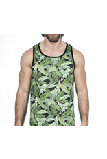 ADDICTED / ES COLLECTION ES LEAVES TANK TOP C10