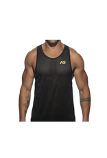 ADDICTED / ES COLLECTION AD METAL TANK TOP C20