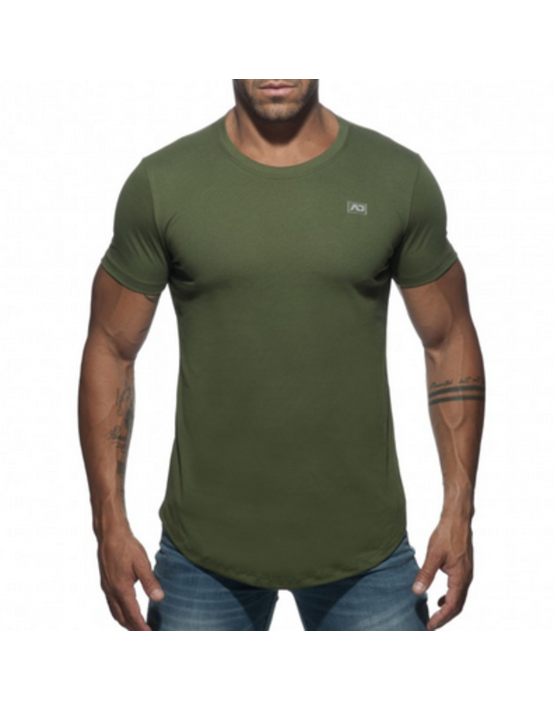 ADDICTED / ES COLLECTION AD BASIC U-NECK T-SHIRT C12