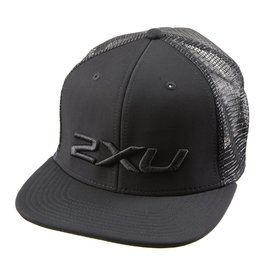 2XU 2XU TRUCKER HAT BLACK