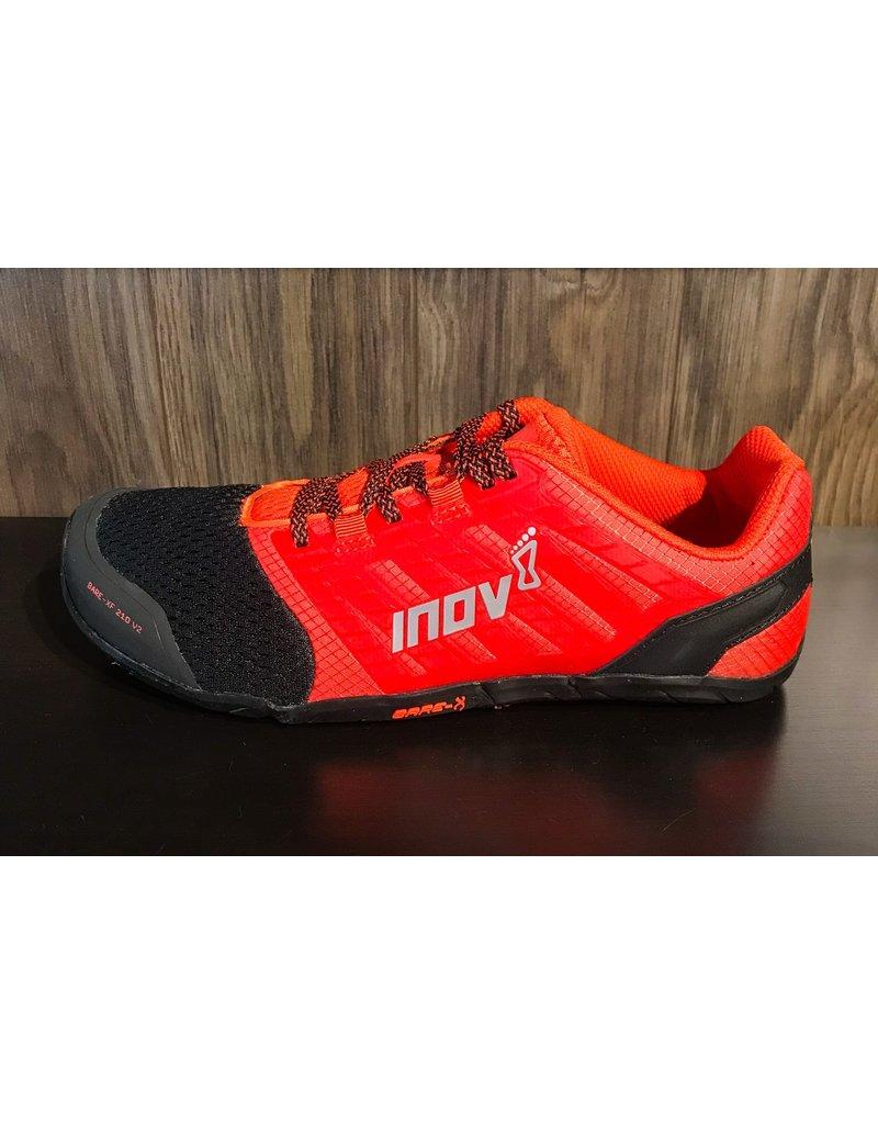 INOV-8 INOV-8 BARE XF 210 V2 (M) - BLACK/RED