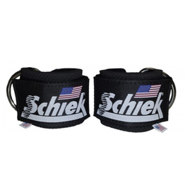 SCHIEK SCHIEK Model 1700 Ankle Straps BLACK