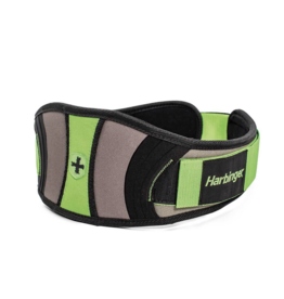 HARBINGER WOMEN'S FLEXFIT BELT GREEN MEDIUM