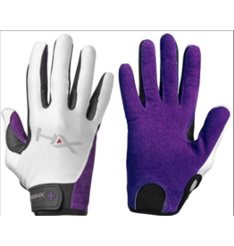 HARBINGER WOMEN'S CROSSFIT GLOVES PURPLE