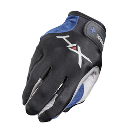 HARBINGER MEN'S CROSSFIT GLOVES BLUE/GREY