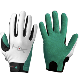 HARBINGER WOMEN'S CROSSFIT GLOVES TEAL/WHITE