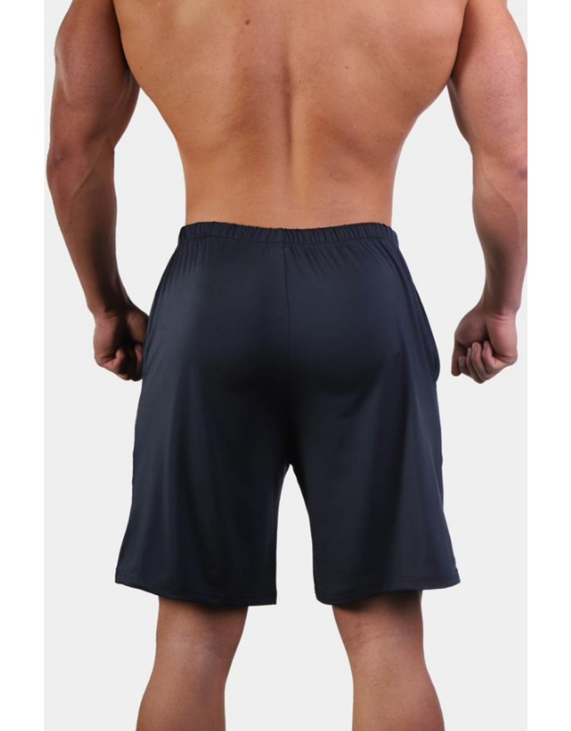 JED NORTH JED NORTH TECH PERFORMANCE SHORTS, NAVY