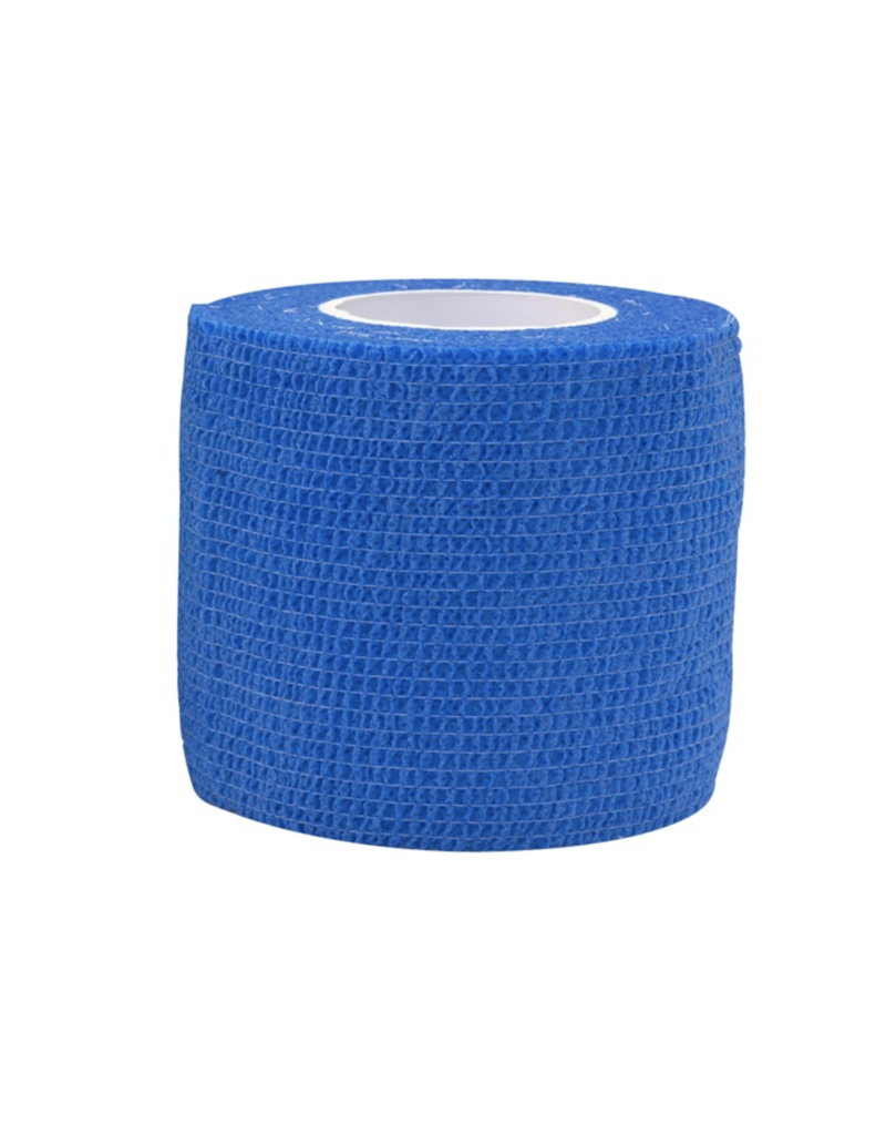 JAY BIRD COHESIVE TAPE WIDE 2'' - BLUE