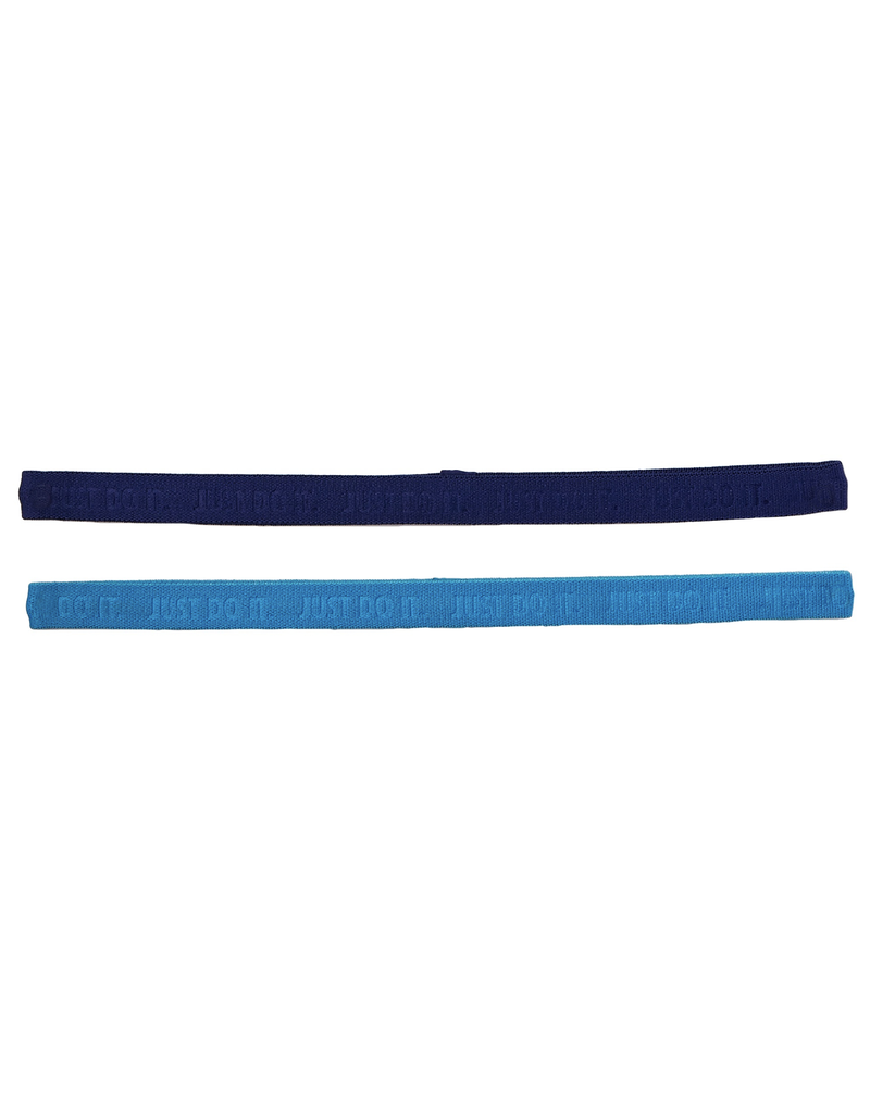 NIKE JUST DO IT HEADBAND -488 BLUE