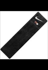 NIKE FOOTBALL TOWEL BLACK