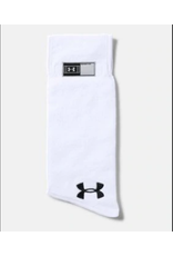 UA UNDENIABLE FOOTBALL TOWEL WHITE
