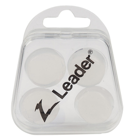 LEADER SILICONE EAR PLUGS