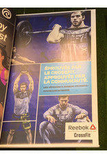 REEBOK Crossfit Poster Collection #2 (one available) 6' x 4'