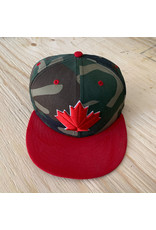 CANADIAN CAMO HAT