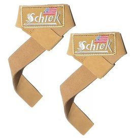 SCHIEK SCHIEK LEATHER LIFTING STRAPS
