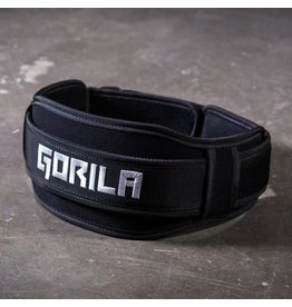 GORILA FITNESS GORILA WEIGHTLIFTING BELT BLK