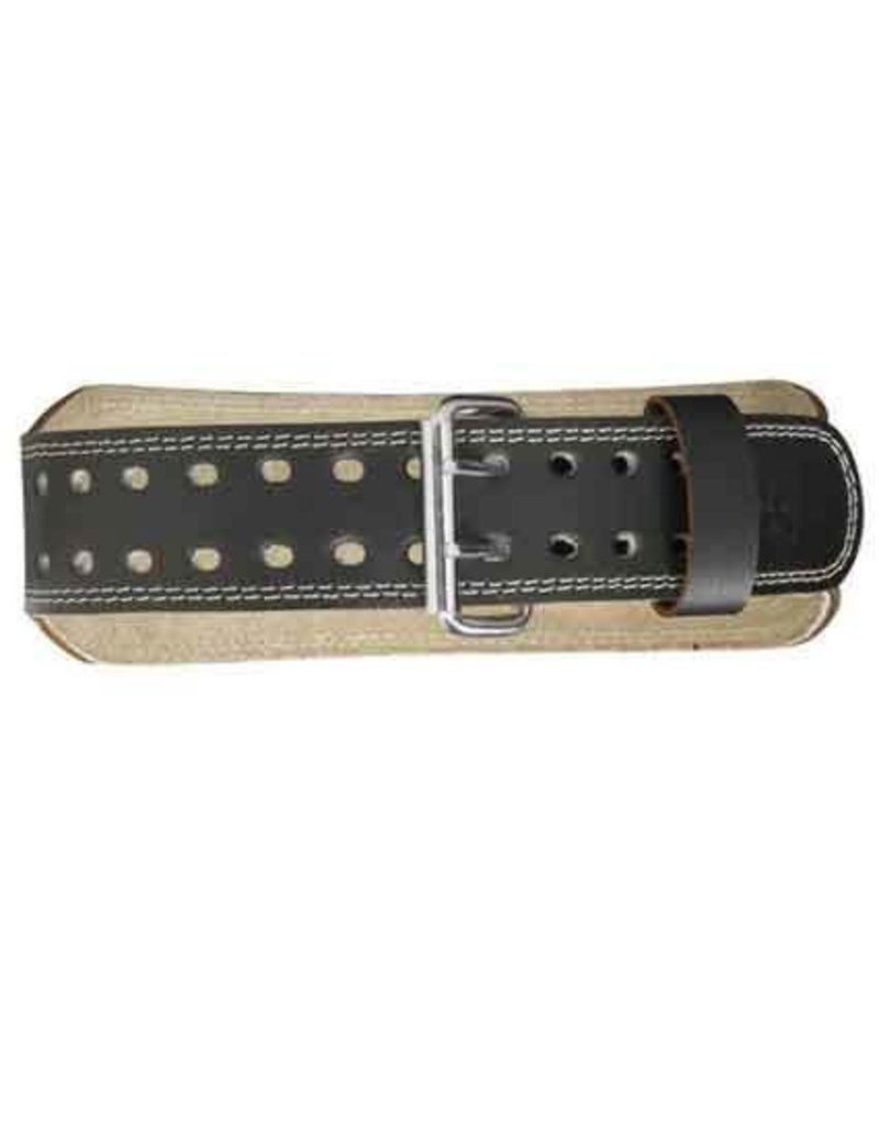 "HARBINGER HARBINGER 4"" PADDED LEATHER BELT"