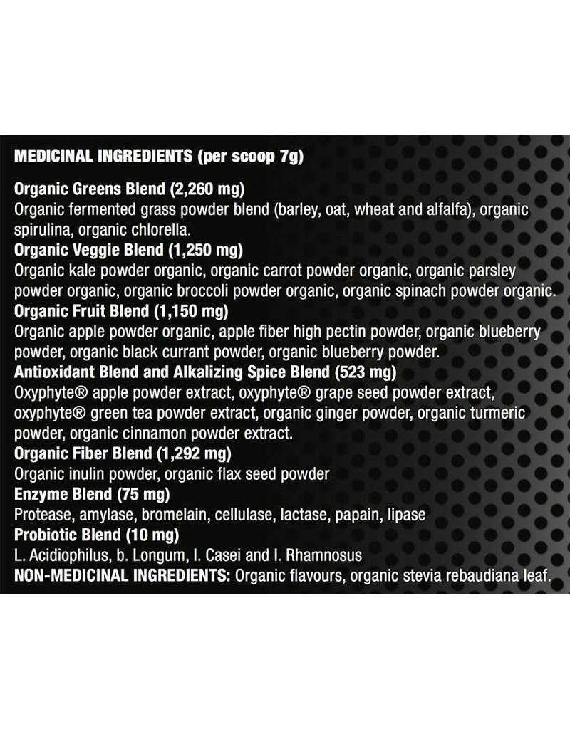 NFA NUTRITION FOR ATHLETES VEGE GREENS 350G