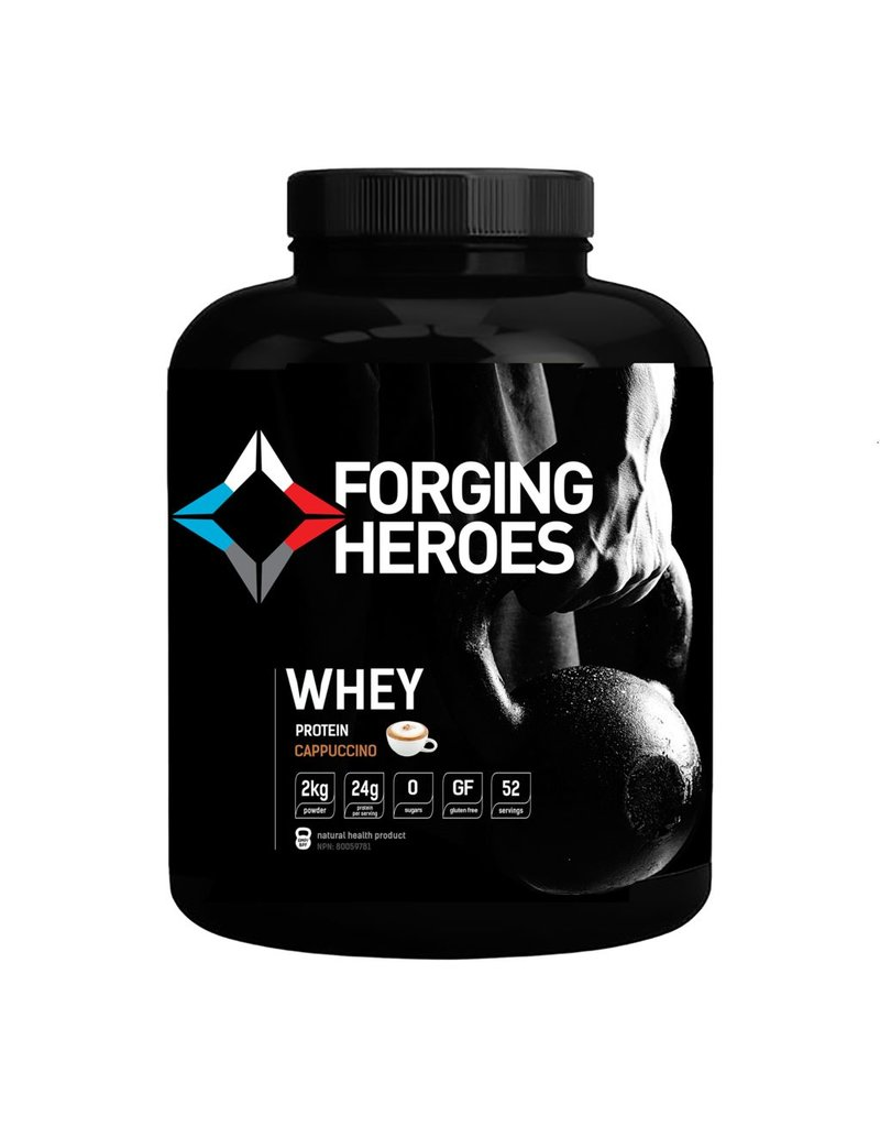 FORGING HEROES FORGING HEROES WHEY PROTEIN 2KG