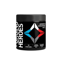 FORGING HEROES FORGING HEROES CREATINE HCL 240 CAPS