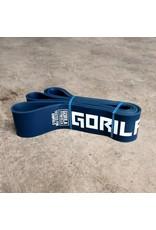 GORILA FITNESS GORILA RUBBER BAND BLUE 2 1/2''