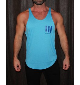 WODSPORTS WOD SPORTS STRINGER, BABY BLUE