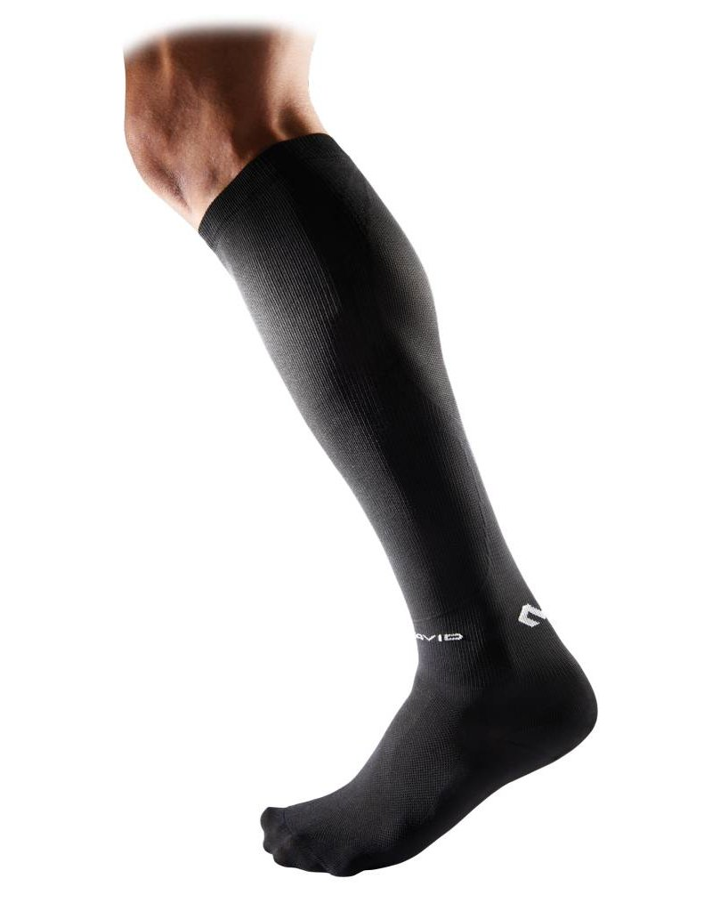 MC DAVID ELITE COMPRESSION RECOVERY SOCKS - BLACK