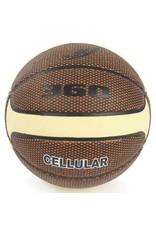 360 ATHLETICS CELLULAR BASKETBALL BLK SZ 7