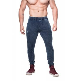 JED NORTH JED NORTH SKY WALKER JEAN JOGGERS DENIM