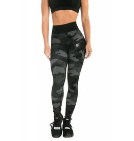 JED NORTH JED NORTH FLORA SEAMLESS LEGGINGS CAMO