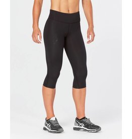 2XU 2XU MID-RISE COMPRESSION 3/4 TIGHT - BLACK