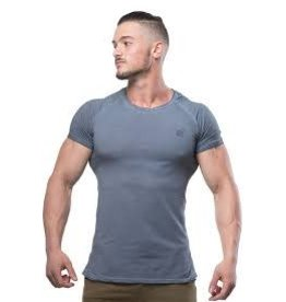JED NORTH JED NORTH VINTAGE T-SHIRT BLUE