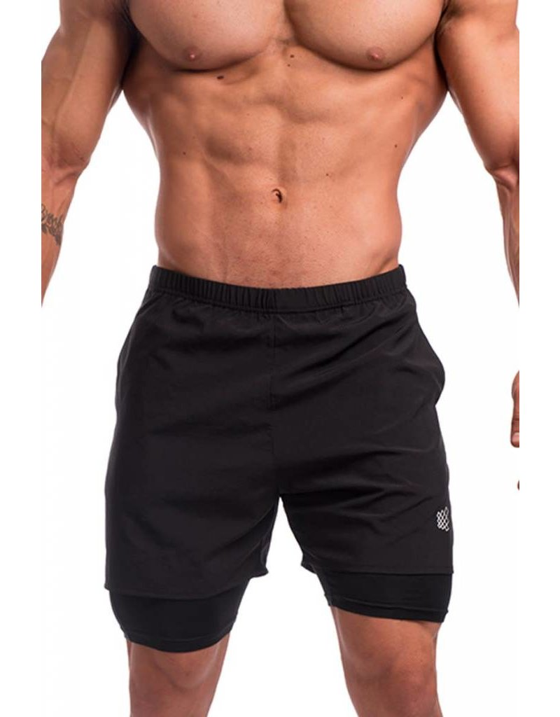 JED NORTH JED NORTH DEXTER FLOW PERFORMANCE SHORTS