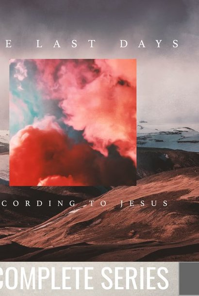 04(COMP) - The Last Days According To Jesus - Complete Series - (W011-W014)