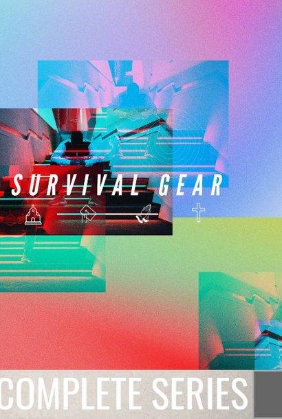 00 - Survival Gear - Complete Series By Pastor Jeff Wickwire   LT03231
