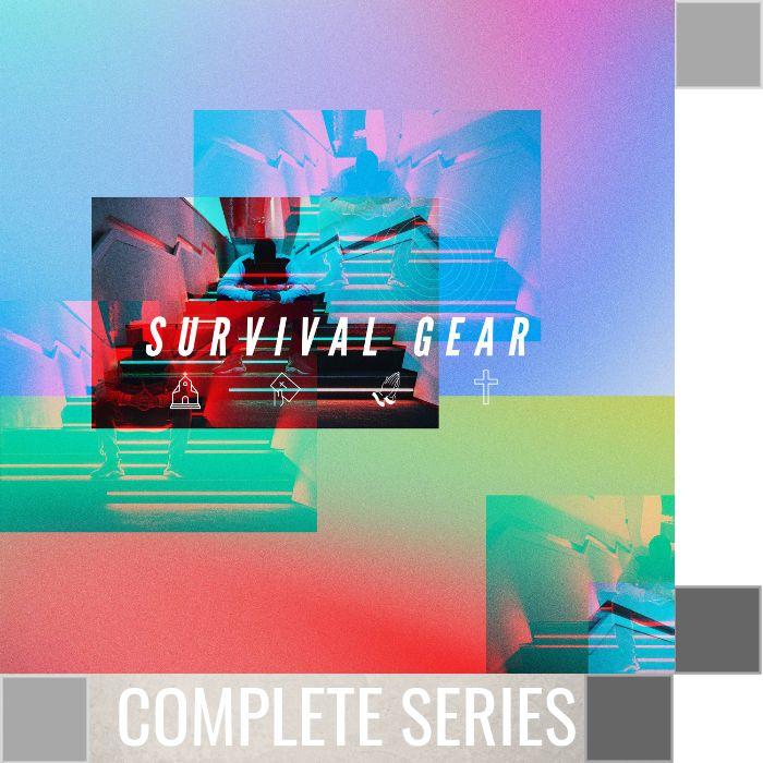 00 - Survival Gear - Complete Series By Pastor Jeff Wickwire   LT03231-1