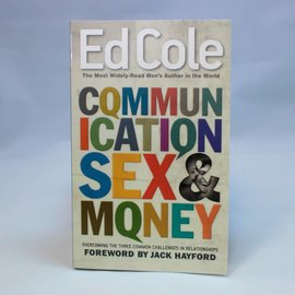 Communication Sex And Money Book by Ed Cole