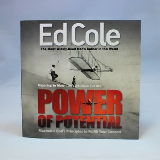 Majoring In Men Power of Potential Workbook By Ed Cole