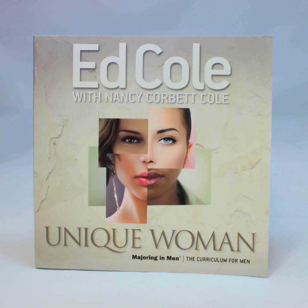 Kingdom Men/Women Unique Women Workbook By Ed Cole And Nancy Corbett Cole