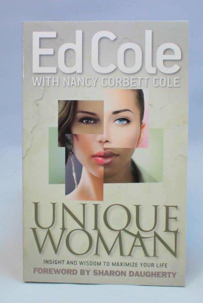 Unique Women Book By Ed Cole With Nancy Corbett Cole