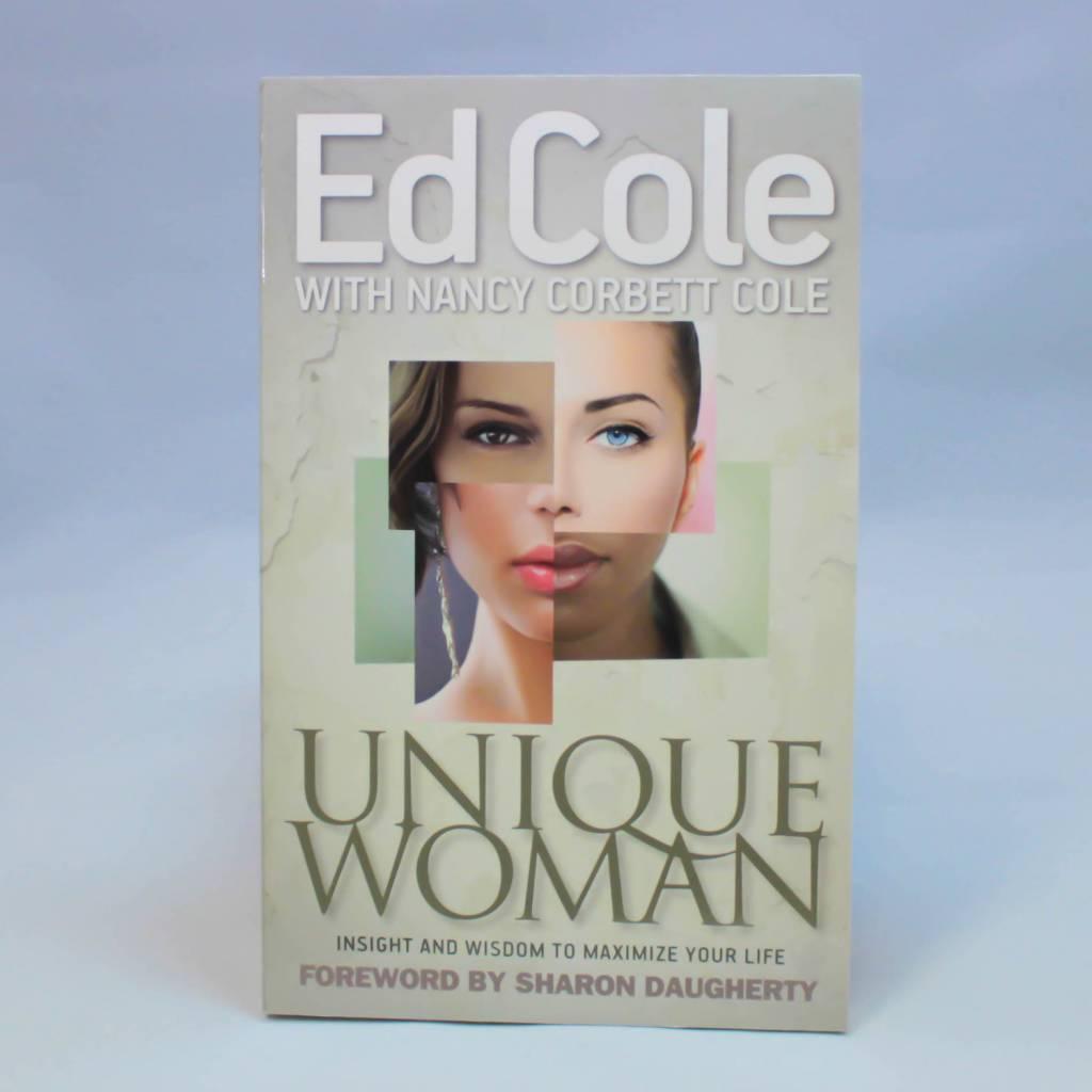 Unique Women Book By Ed Cole With Nancy Corbett Cole-1
