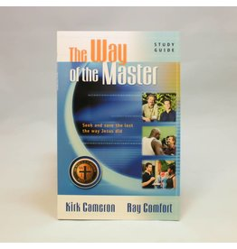 Books The Way Of The Master Blue By Kirk Cameron and Ray Comfort
