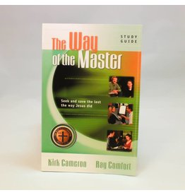Books The Way Of The Master Green Book By Kirk Cameron and Ray Comfort BTB2