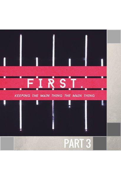 03(T040) - Hindrances To The Kingdom CD SUN