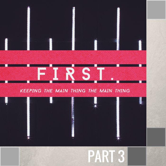 03(T040) - Hindrances To The Kingdom CD SUN-1