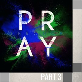 03(F052) - Persevering Prayer, CD SUN