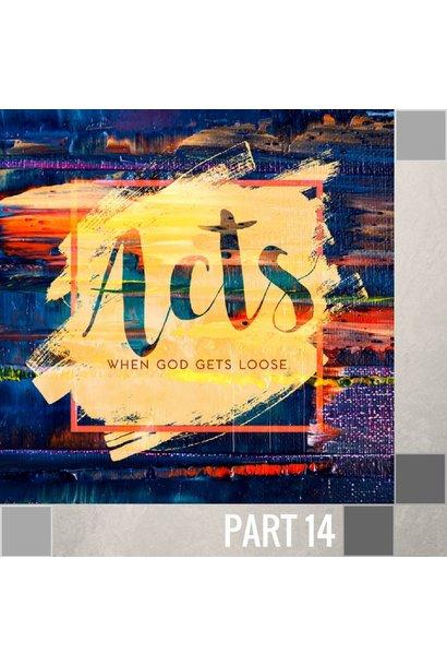 14(U029) - Mobs, Mayhem And Church Plants