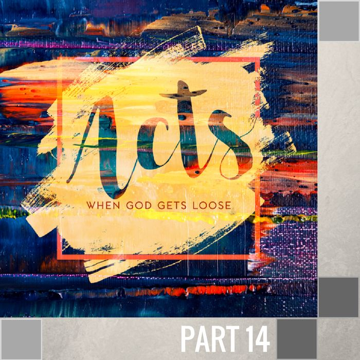 14 - Mobs, Mayhem And Church Plants By Pastor Jeff Wickwire   LT01951-1