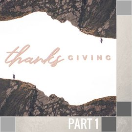 01(V016) - The Hidden Power Of Thanksgiving CD Sun